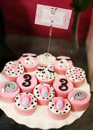 Firefighter Cupcake Decorations Girly Pink Firefighter Party