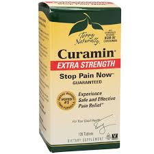 <b>Curamin Extra Strength</b> - Safe & Effective <b>Pain</b> Relief (120 Tablets)
