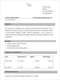 Download Resume Format Write The Best ResumeFree Resume Samples
