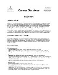 objective section in resume what to say in an objective part in more damn good info on resume writing cv format objective career objective section in resume objective