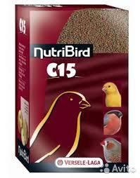 Гранулированный <b>корм Nutribird</b> купить в Москве | Животные и ...