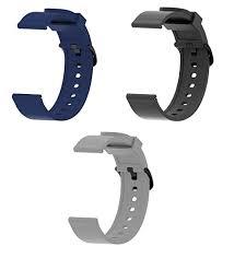 Buy Rapidotzz 3 Pack 20mm Watch Strap Bands ... - Amazon.in
