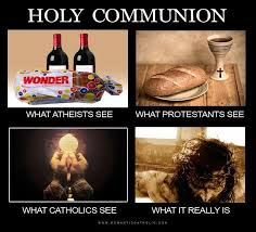 Catholic humor on Pinterest | Catholic Memes, Catholic and ... via Relatably.com