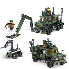 """<b>Конструктор KAZI</b> """"<b>Инженерные</b> войска"""" - 84040 - купить в ..."""