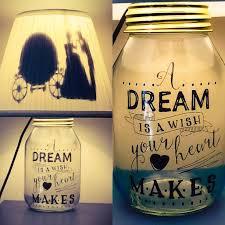 cinderella inspired mason jar character lamp by pracperfcrafts austin mason jar pendant lamp diy