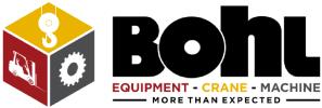 <b>Cranes</b>, Forklifts, Custom Lift <b>Equipment</b> OH, IN, AL | Bohl Co.
