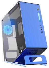 Компьютерный <b>корпус GameMax Winman</b> Blue — купить по ...