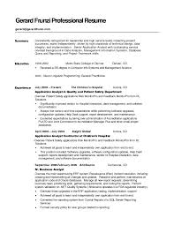 qualifications summary example resume examples sample handyman       resume skills summary examples