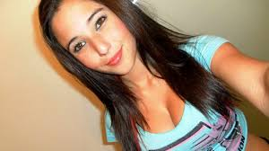 Angie Varona, now 18, was just 14-years-old when she uploaded some provocative photos of herself wearing lingerie and bikinis -- no nude pictures, ... - ht_angie_varona_cyan_ll_111104_wmain