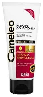 Delia Cosmetics <b>кондиционер</b> Cameleo Keratin для <b>окрашенных</b> ...