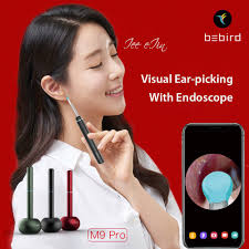 Xiaomi bebird M9 Pro <b>Smart Visual Ear</b> Stick 17 in1 300w <b>T5</b> Youth ...