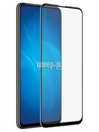 Купить Закаленное стекло DF для <b>Huawei P Smart Z</b> 3D Full ...