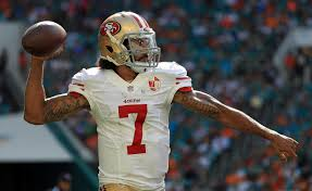 agonizing ways your fantasty football team could lose in week  though colin kaepernick has been on a tear of late you can t bring