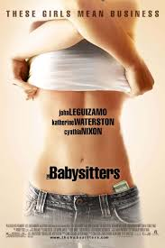 the babysitters posters the movie database tmdb the babysitters