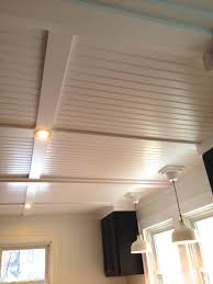 Ceiling Tiles For Kitchen Great Way To Cover Up Ugly Textured Ceilings For The Home