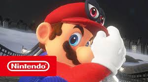 <b>Super</b> Mario Odyssey — трейлер к выходу игры (<b>Nintendo Switch</b> ...