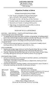 resume sample lucy kindred  delikantop warehouse supervisor    warehouse job resume sample