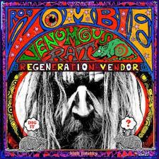 <b>Rob Zombie</b>, '<b>Venomous</b> Rat Regeneration Vendor' – Album Review