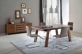wood extendable dining table walnut modern tables:  cado modern furniture must extendable modern dining table