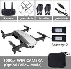 Metermall Drone x pro 5G Selfie WiFi FPV with 4K HD <b>Dual Camera</b> ...