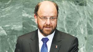 En la ONU, el canciller de Chile, Alfredo Moreno, dijo que Bolivia no tiene derecho a reclamar una salida soberana al mar. - Discurso-Alfredo-Moreno-Bolivia-Chile_LRZIMA20120929_0041_3