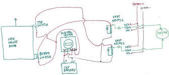 new simple hen house door controller reuk co uk simple hen house door controller schematic circuit diagram