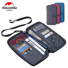 2019 <b>Naturehike</b> Portable Passport Wallet <b>Bag</b> Waterproof <b>Tourism</b> ...