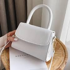 Designer <b>Vintage Alligator</b> Women's <b>Handbags</b> High Quality Female ...