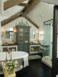 coastal bathroom designs: coastal bathroom photos fabcafc  w h b p farmhouse bathroom