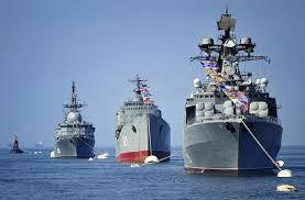 Image result for hạm đội của nga tại thái bình dương