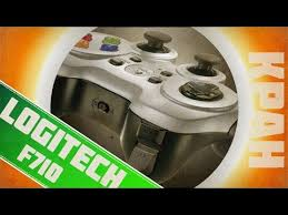 Обзор <b>геймпада</b> ~ <b>Logitech F710</b> - YouTube