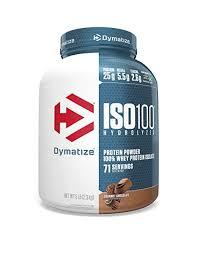 Buy Dymatize Nutrition <b>ISO 100</b> - 5 Lbs (GOURMET CHOCOLATE ...