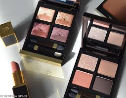 <b>Tom Ford</b> Spring 2016 Eye Quads: <b>Honeymoon</b> & Disco Dust ...
