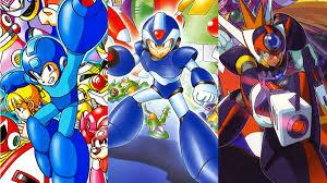 mega man s flexibility is the series greatest strength and art from mega man 7 mega man x and mega man x7 mega man knowledge base