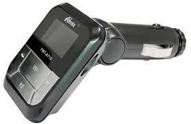 <b>FM</b>-<b>трансмиттер Ritmix FMT-A710</b>