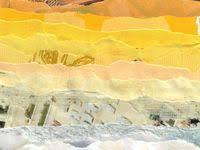 10+ Landscape Collage ideas | landscape, collage, <b>collage landscape</b>