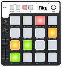 Купить <b>MIDI</b>-<b>контроллер IK Multimedia iRig</b> Pads с бесплатной ...