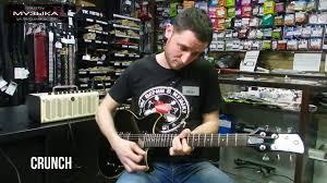 Обзор гитарного комбоусилителя <b>Yamaha THR10</b> - YouTube