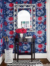 decor red blue room full: gorgeous red white and blue rooms via interior designer fieldstonehill
