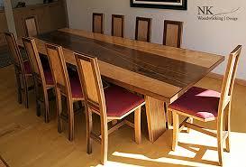dining table woodworkers: nk woodworking custom dining room setjpg