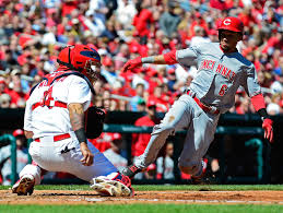 Image result for reds vs cardinals