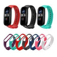 <b>Mi Band 5 Strap Wrist</b> Smart Bracelet For Xiaomi Mi Band 5 Strap ...
