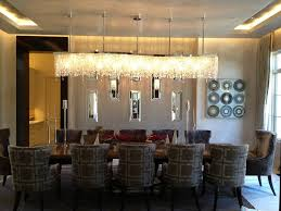 crystal chandelier ceiling dining
