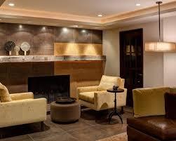 basement lighting designs basement stairway lighting