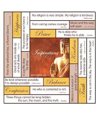 Buddhist Poetry - Buddha Inspirational Quotes Magnetic Word Kit ... via Relatably.com