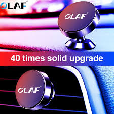 <b>OLAF</b> Universal <b>Magnetic</b> Car Phone <b>Holder Stand</b> in Car For ...