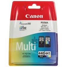 Набор <b>картриджей Canon PG-440/CL-441 Multipack</b> (5219B005 ...