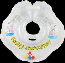 <b>Круг</b> для купания на <b>шею</b> BabySwimmer 0-24 мес в ассортименте ...