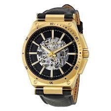 michael kors watches jomashop michael kors wilder skeleton dial automatic men s watch