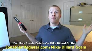 mike dillard scam fraud alert